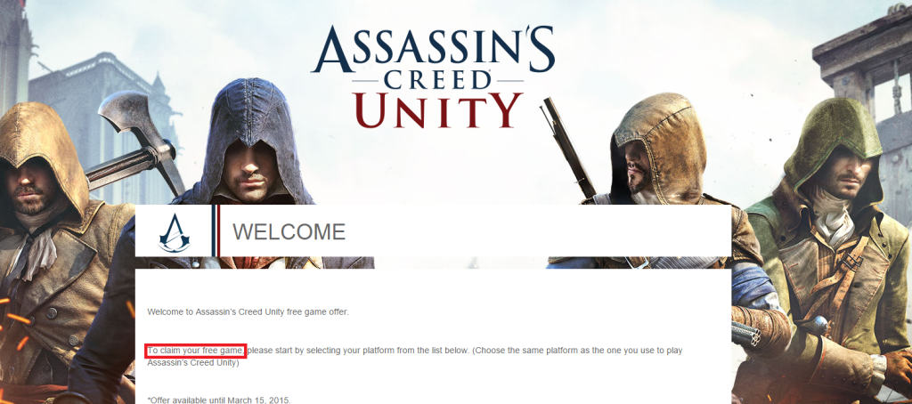 assassins creed free bullshit